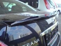Лип спойлер Nissan Teana