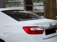 Лип cпойлер Toyota Camry V50, V55