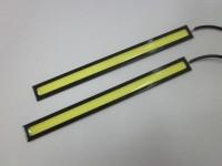 Дневные ходовые огни универсальные (17,5 см)