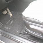 Коврики салона и багажника