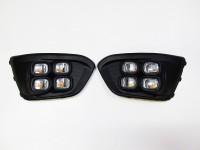 Дневные ходовые огни с функцией поворотника Kia Rio X-Line