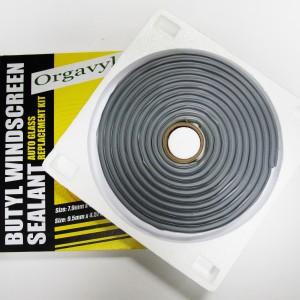 Герметик для фар бутиловый Orgavyl (серый)