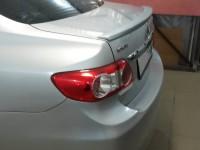 Лип спойлер Toyota Corolla (2008-2012)